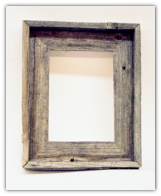 Old wood picture frames