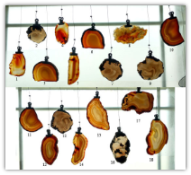 SLICED AGATE WINDOW HANGERS (SKU: 50)