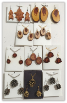 WOOD JEWELRY (SKU: 14)